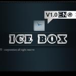 دانلود فونت لاتین ice box