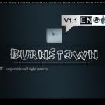 دانلود فونت لاتین Burnstown