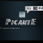 فونت لاتین PicantE