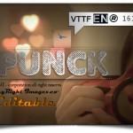 دانلود فونت لاتین Punck Dots