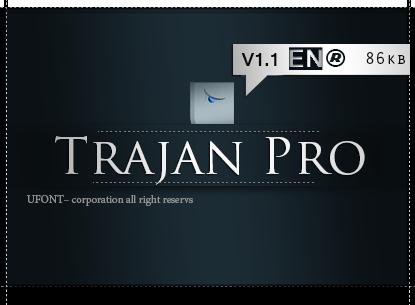 دانلود فونت لاتین tera jan Pro