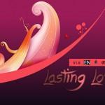 فونت lasting Love