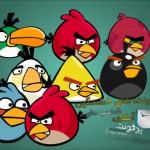 دانلود مجموعه آیکون های پرنده های خشمگین