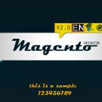 فونت لاتین magneto