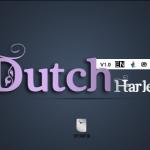 فونت لاتین Dutch