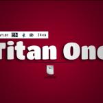 فونت لاتین Titan One