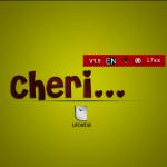 دانلود فونت لاتین Cheri