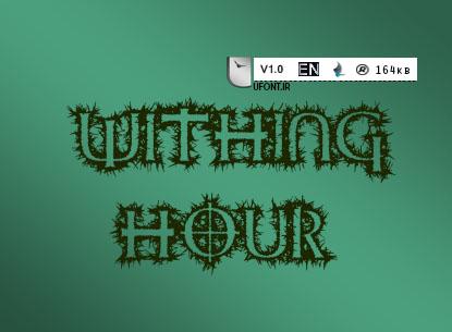 دانلود فونت لاتین WitchingHour