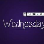 دانلود فونت لاتین Wednesday