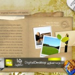 تصاویر آماده Digital-desktop