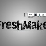 دانلود فونت لاتین freshmaker