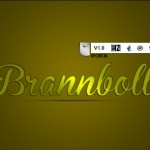 دانلود فونت لاتین Brannboll