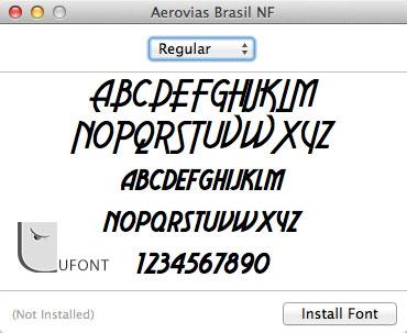 همه چیز درباره Font Book مکینتاش - تصویر آموزشی 2