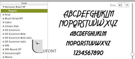 همه چیز درباره Font Book مکینتاش - تصویر آموزشی 3