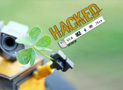 فونت جدید لاتین Hacked