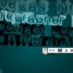 فونت لاتین و گرافیکی vegas nights