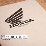 دانلود فونت شرکت HONDA