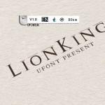پیش نمایش فونت لاتین LionKing