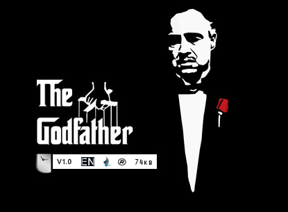 دانلود فونت لاتین The Godfather