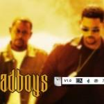 پیش نمایش فونت لاتین Badboys