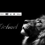 پیش نمایش فونت لاتین Michael