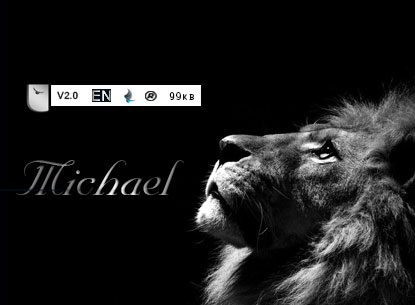 دانلود فونت لاتین Michael - پیشنمایش