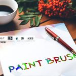 فونت لاتین Paint Brush
