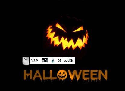 دانلود فونت لاتین halloween