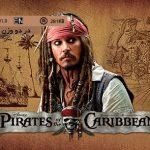 فونت لاتین فیلم دزدان دریایی کارائیب